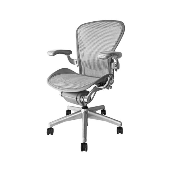 Aeron-Chair-Full Adjustable-Herman-Miller